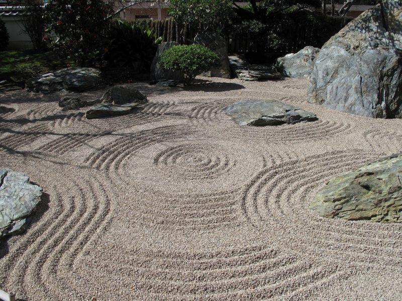 Sand Zengarten