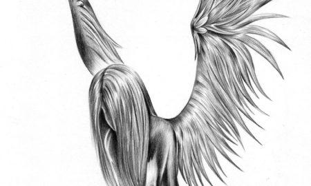 Ideen Engel Tattoos