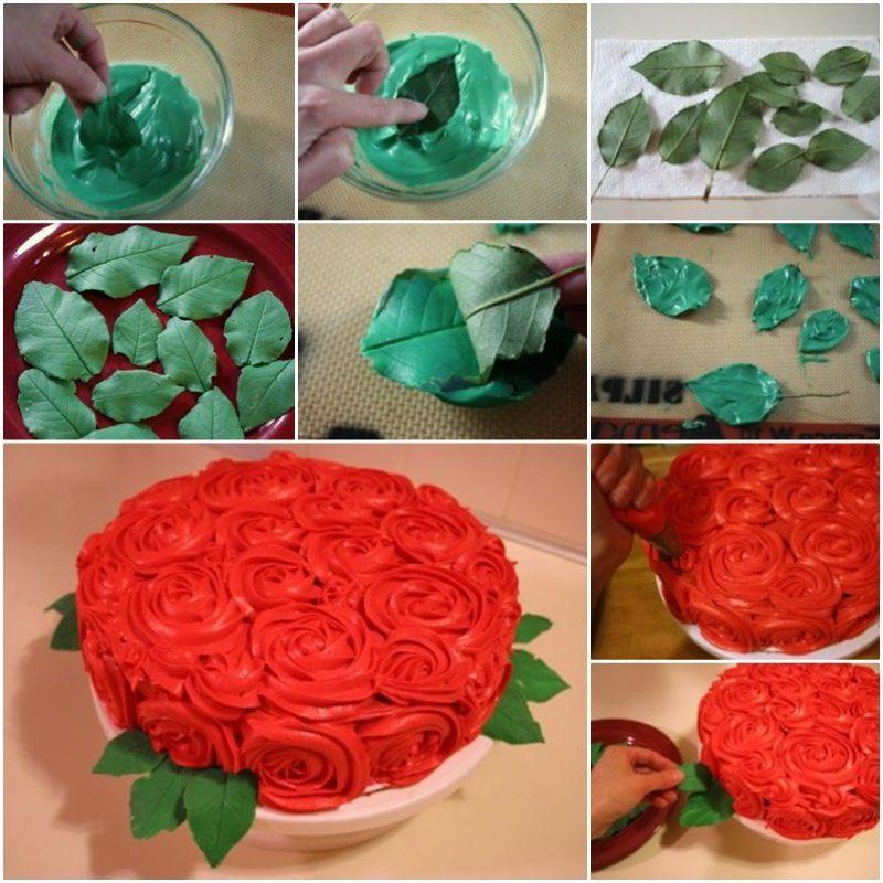 Ausgefallene Torten DIY