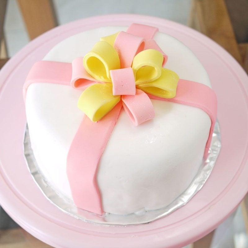 Ausgefallene Torten Deko Tortenband
