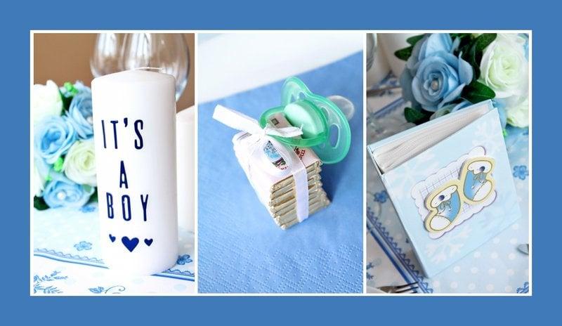 babyparty deko geschenke