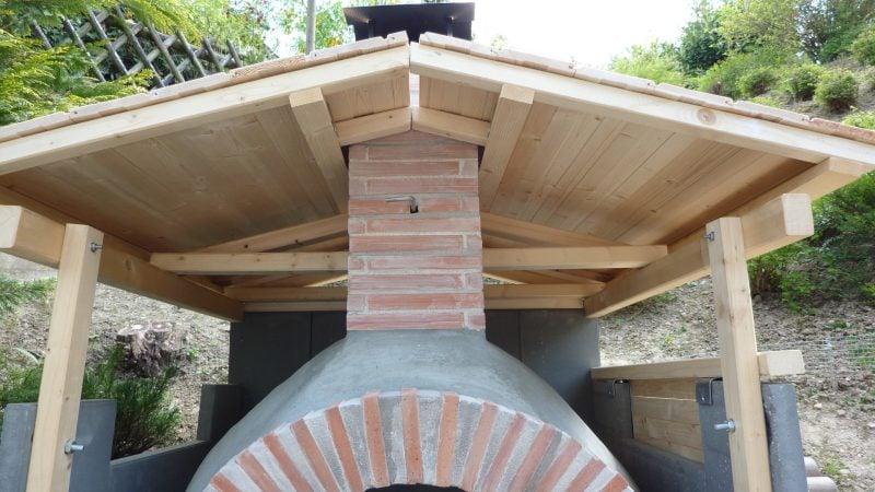 Backofen selber machen Holz