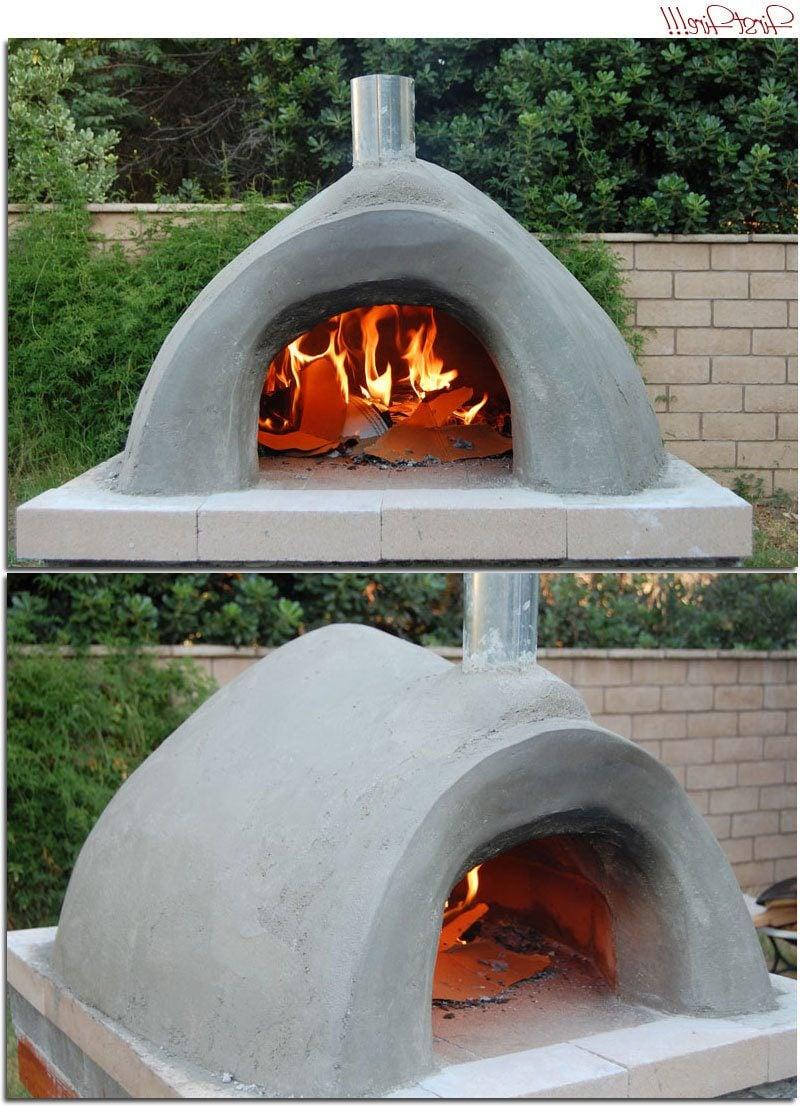 wie italiener: mit 5 schritten pizza backofen selber machen - diy