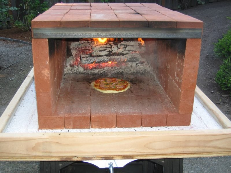 wie italiener mit 5 schritten pizza backofen selber machen diy garten zenideen. Black Bedroom Furniture Sets. Home Design Ideas