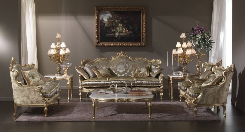 Stunning Barock Mobel Versailles Sofa Pictures - Design & Ideas ...