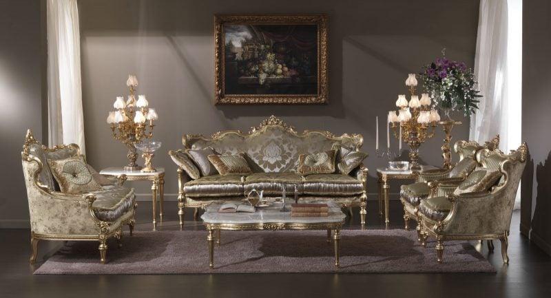 Barockmöbel Sessel Sofa
