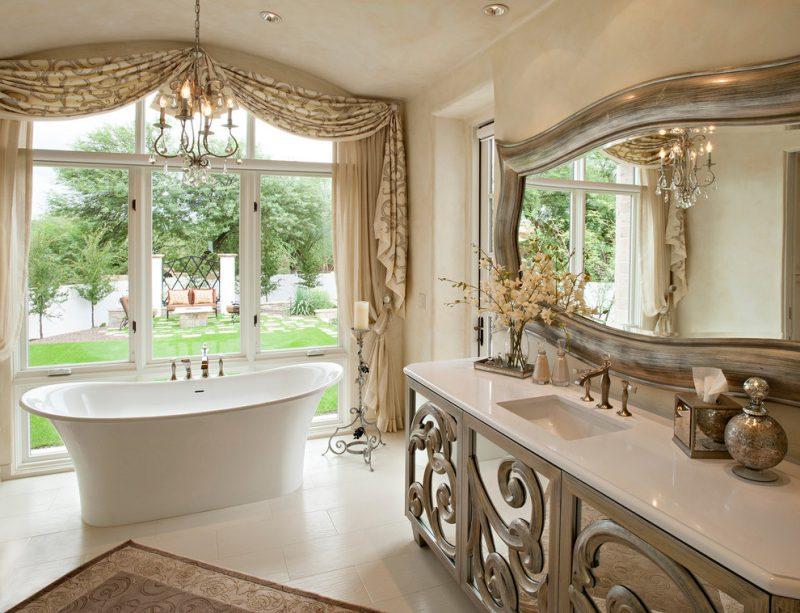 Barockmöbel Badezimmer Einrichtung