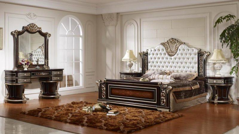 Barockmöbel Zimmergestaltung