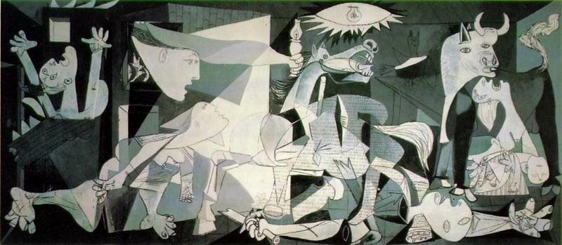 berühmte-kunstwerke-Guernica