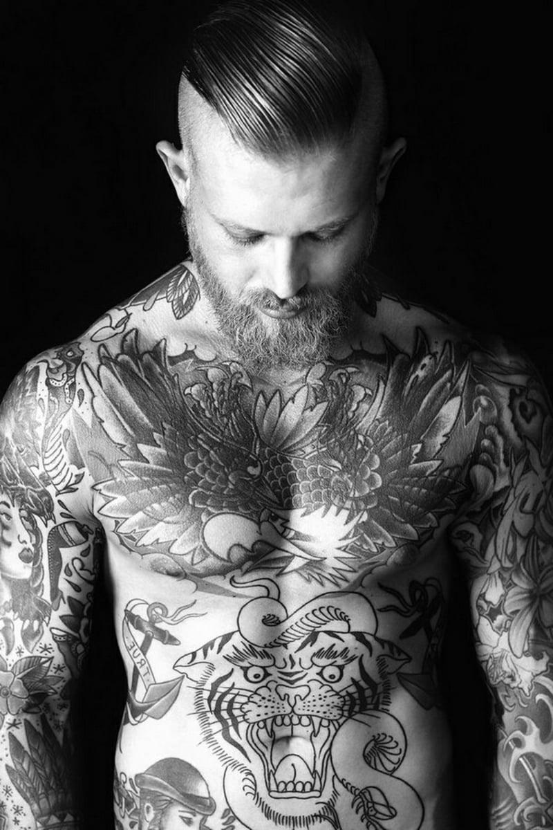 beste-tattoos-Traditional tattoos