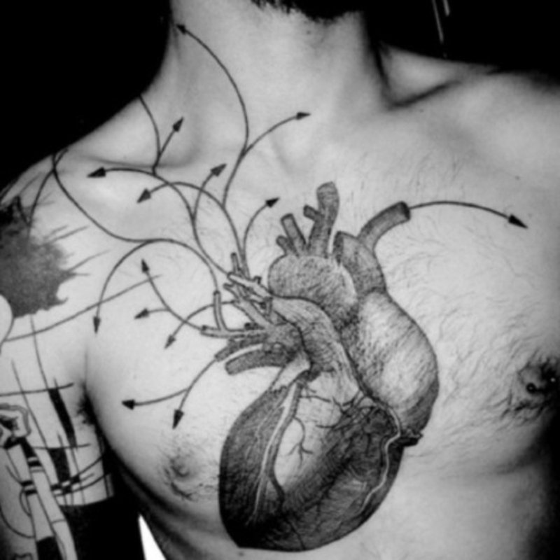 beste-tattoos-heart-tattoos-for-men