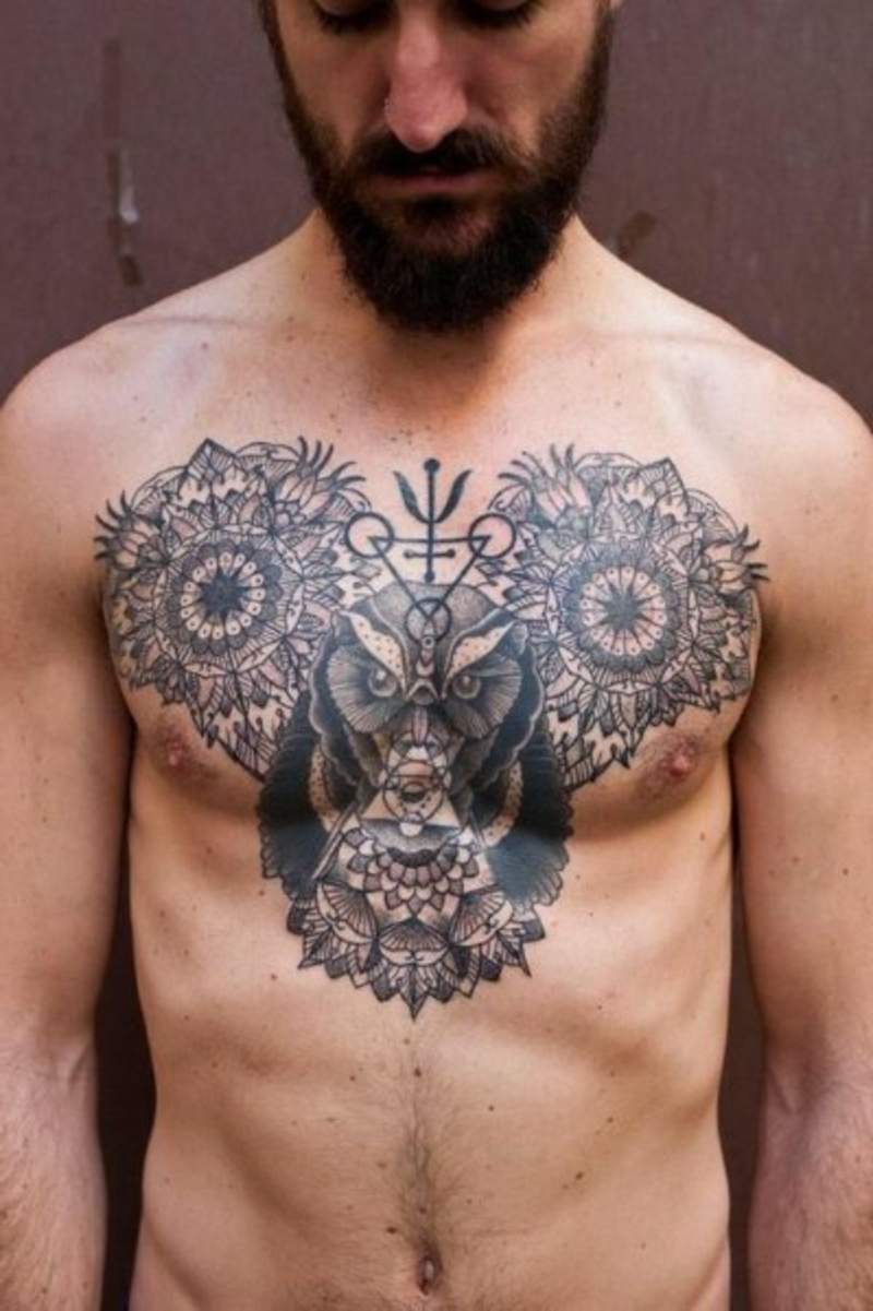 beste-tattoos-mens-chest-tattoo