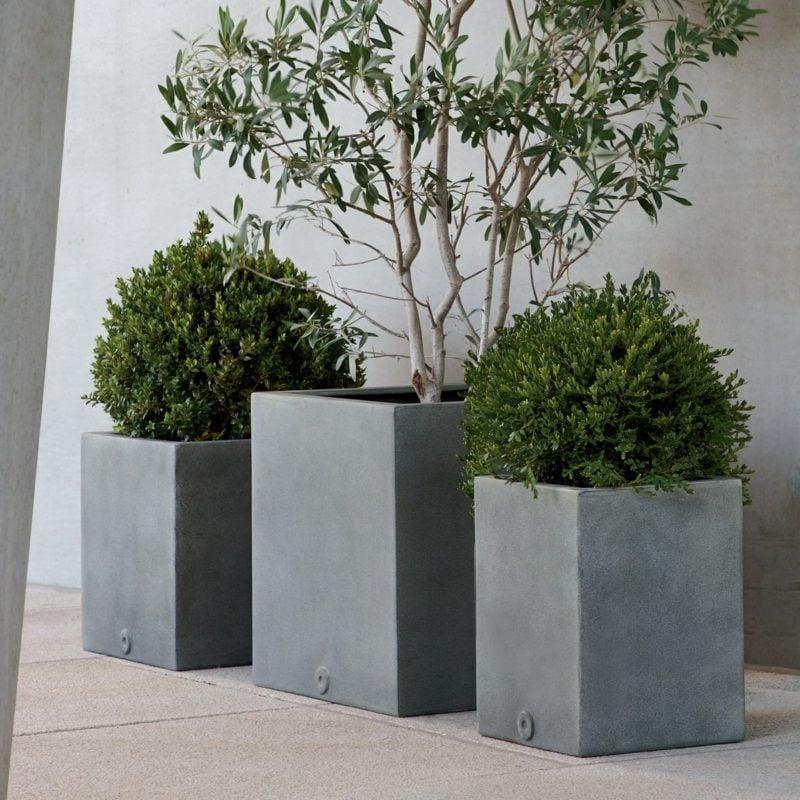 beton pflanzkübel DIY