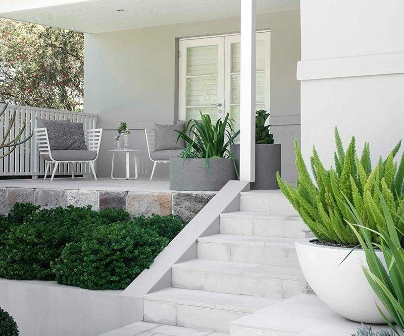 beton pflanzkübel Garten