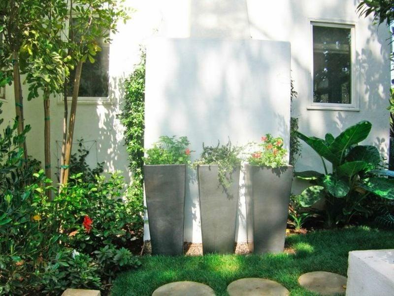 beton pflanzkübel Grosse Pflanzkuebel