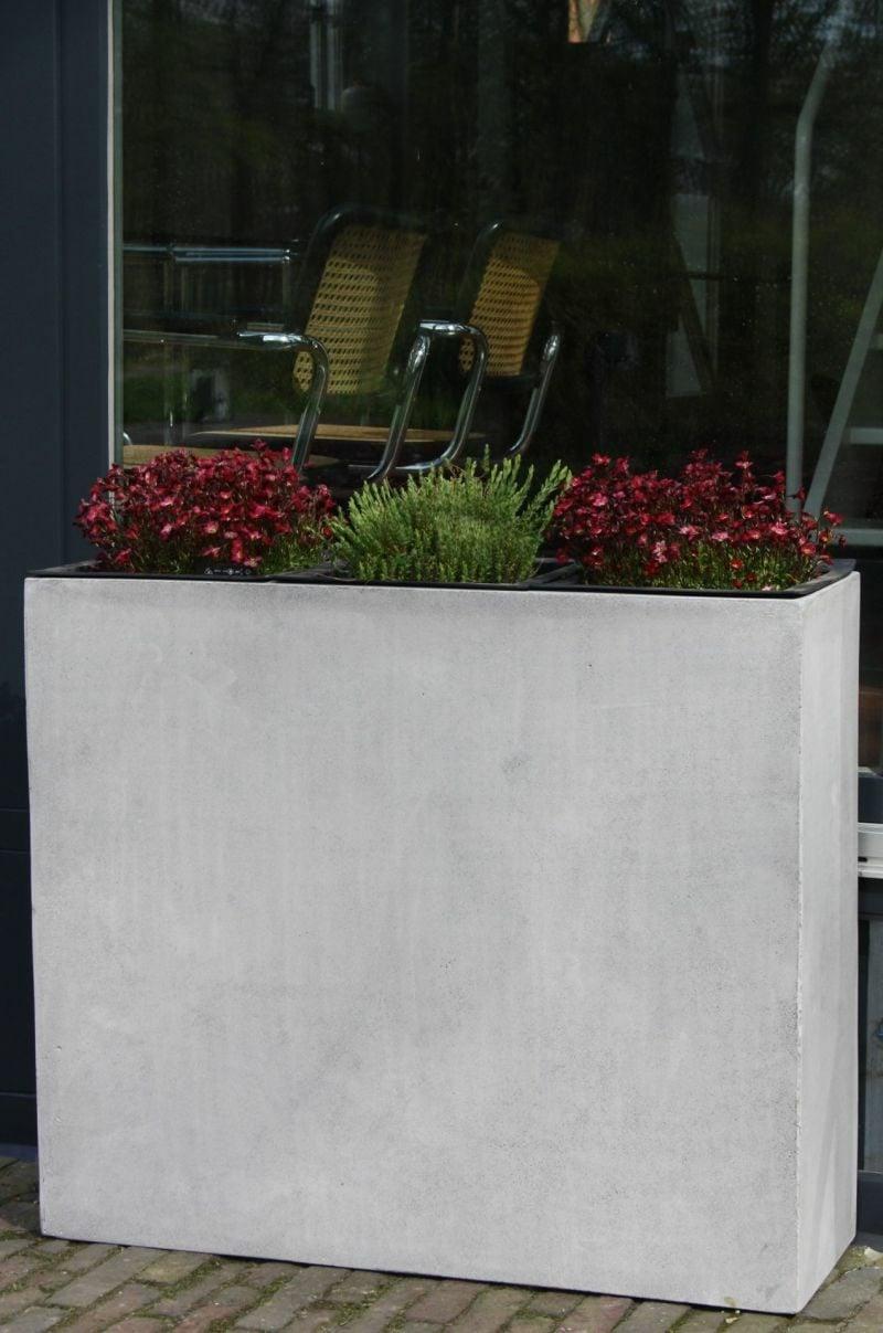 beton pflanzkübel Trennelement Elemento