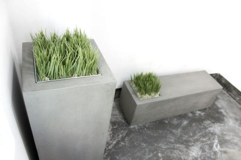 beton pflanzkübel lyon
