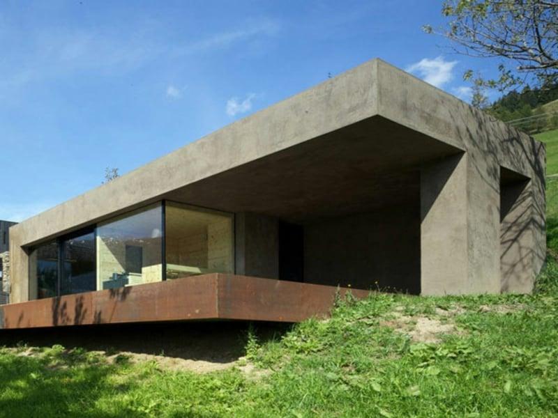 fenstergestaltung und beton
