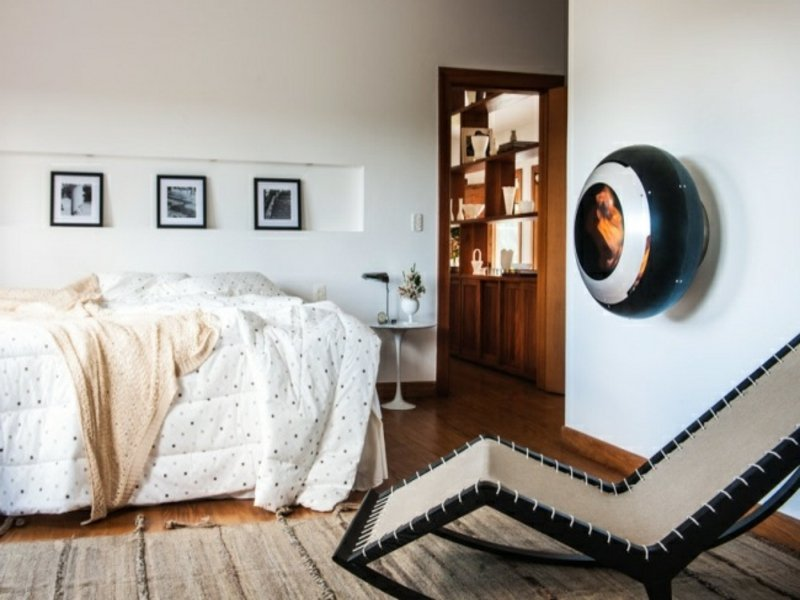 50 tipps f r stilvolle und moderne kamine innendesign zenideen. Black Bedroom Furniture Sets. Home Design Ideas