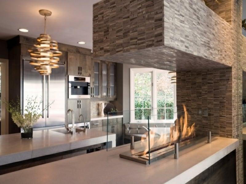 50 tipps f r stilvolle und moderne kamine innendesign. Black Bedroom Furniture Sets. Home Design Ideas