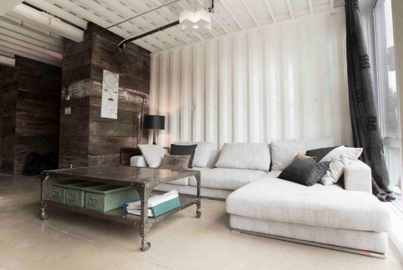 Container Haus Kaufen Ausstattung