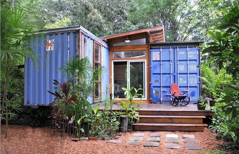 Container Haus Kaufen Ferien