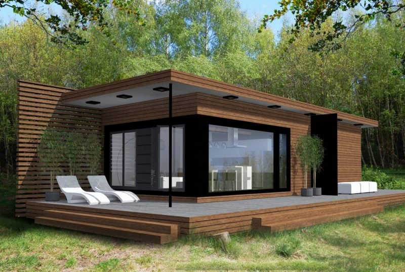 Wohncontainer Holz cheap diy small cabin kits studio design gallery best design