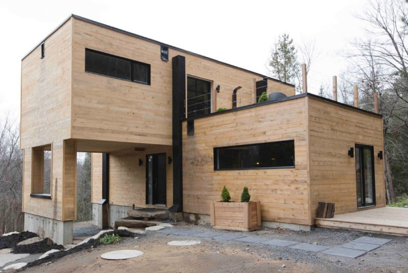Container Haus Kaufen Holz