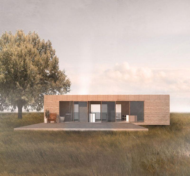 Container Haus Kaufen Minimalismus