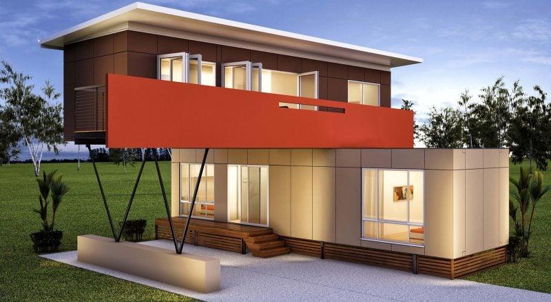 Wohnhaus Container Haus Kaufen