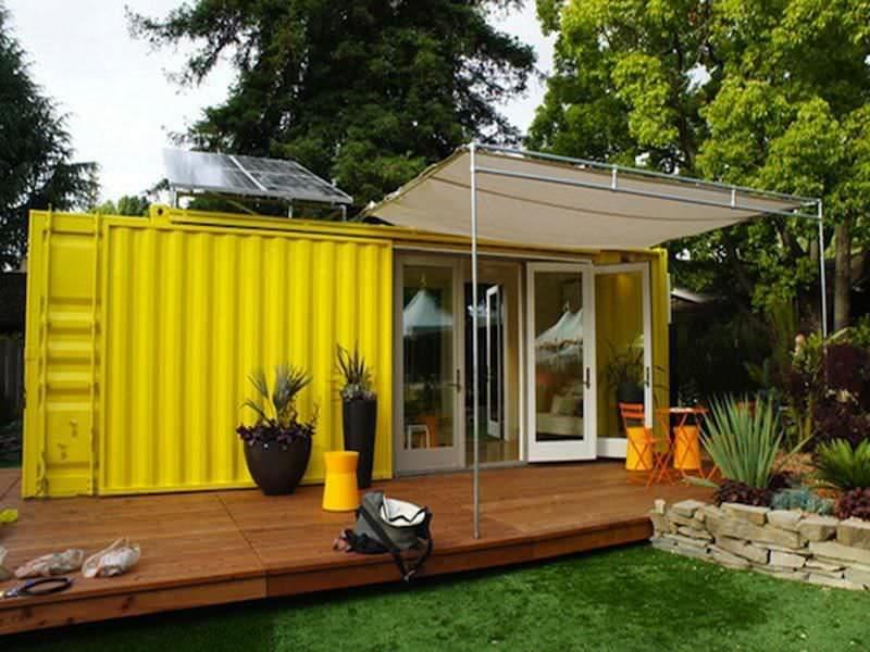 11 profi tipps bevor sie ein container haus kaufen architektur traumh user zenideen. Black Bedroom Furniture Sets. Home Design Ideas