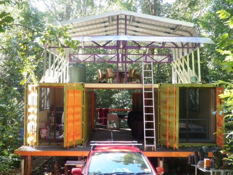 Container Haus Kaufen Sommerhaus