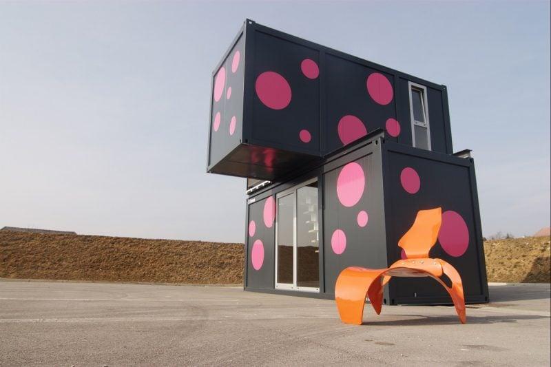 Container Haus Kaufen Wohnhaus
