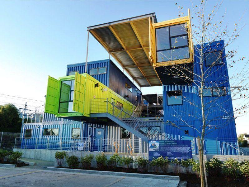 Container Haus Kaufen Design