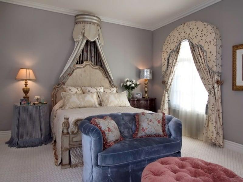 Ultramodernes Königliches Luxus Schlafzimmer