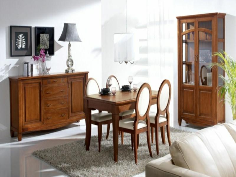 esszimmerteppich und elegante designer möbel