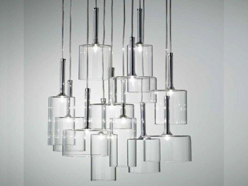 pendante esszimmerlampen aus glas