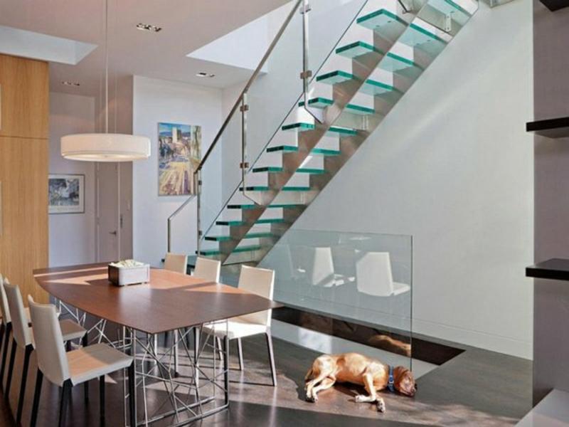 Exklusives Treppen Design Möbelideen