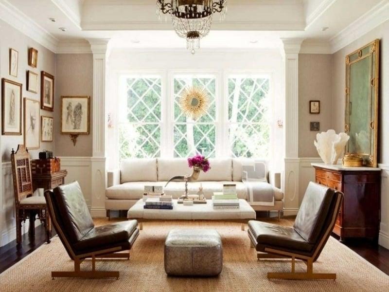 feng shui wohnzimmer tipps: grau und gelb wohnzimmer dekor haus ... - Feng Shui Wohnzimmer Tipps