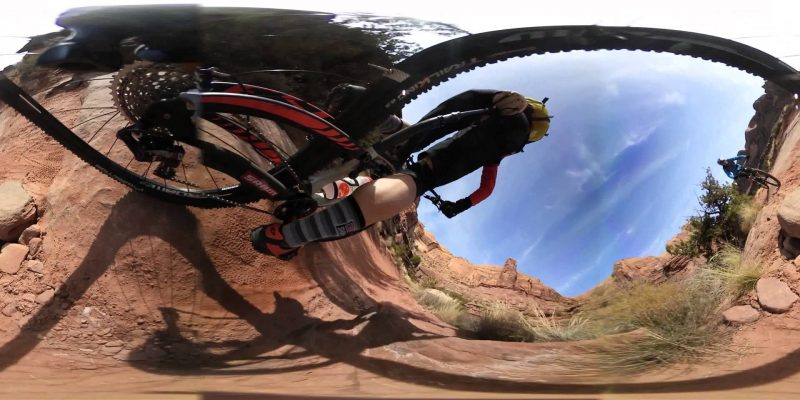 Fotoshooting Ideen 360 Fahrrad