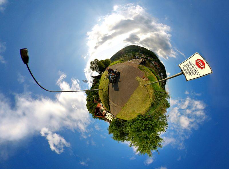 Fotoshooting Ideen 360 Stadt