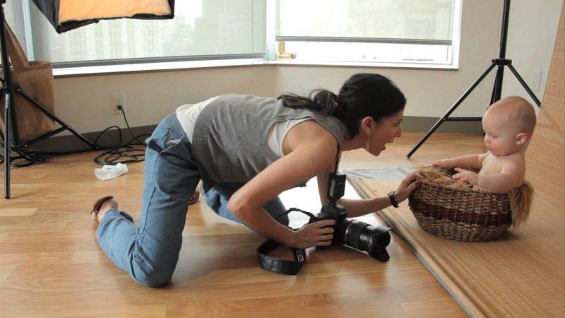 Fotoshooting Ideen Baby
