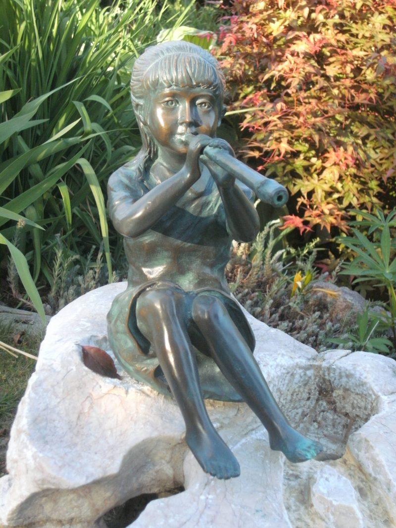 gartenskulpturen miniatur