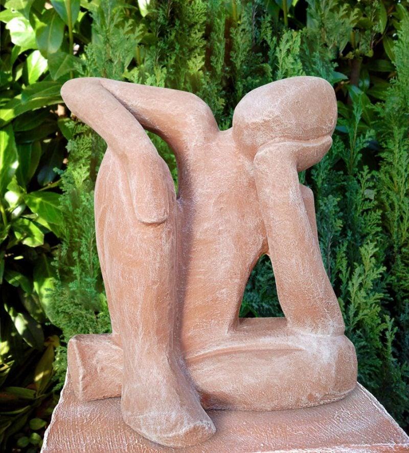 gartenskulpturen kreativ