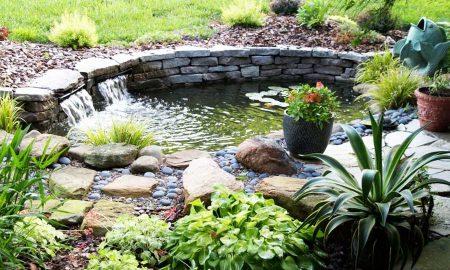 Ideen Gartenteich Bilder
