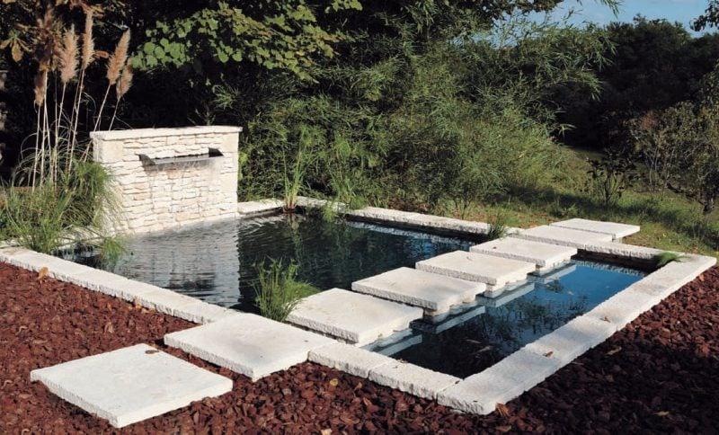 Gartenteich Bilder Steinweg Idee