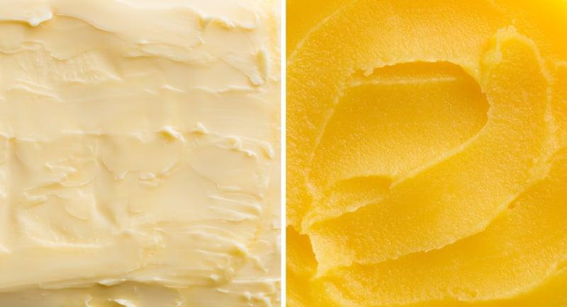 ghee selber machen unterschied zu butter