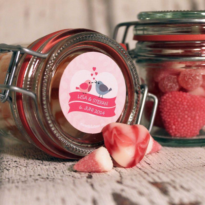 Give Aways Hochzeit Candy