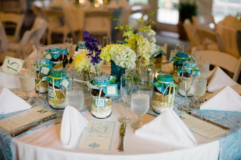Give Aways Hochzeit Marmelade selbstgemacht