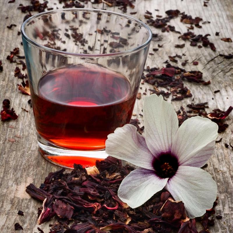 hibiskustee hibiscus tea organic